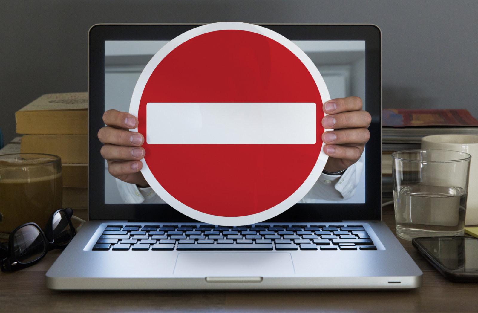 «Укртелеком» уже начал работы поблокировке сайтов, попавших под санкции вУкраине