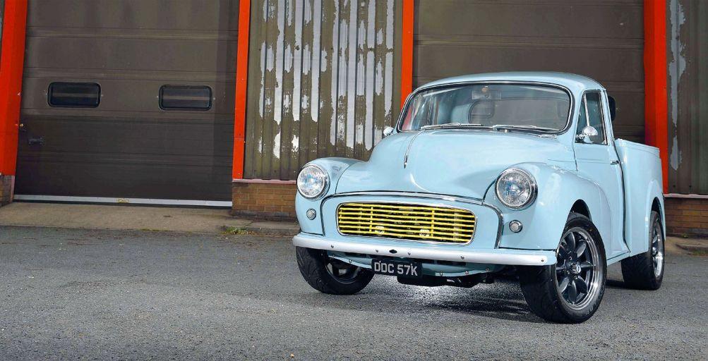 Шотландский путешественник за53 дня доехал до РФ наавтомобиле Morris Minor
