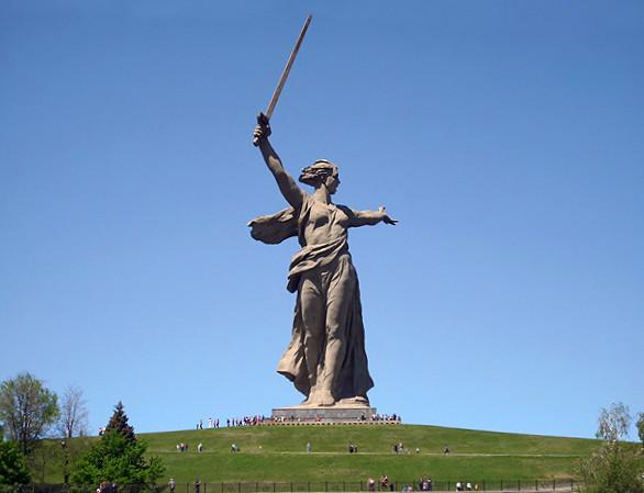 Около монумента «Родина-мать» планируют поставить мемориал «Агрессия России»— Киев