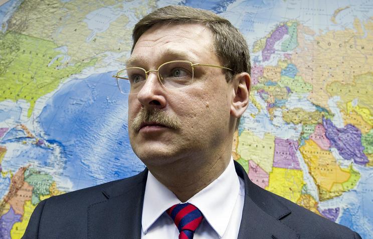 Косачев: Украина окончательно потеряла суверенитет