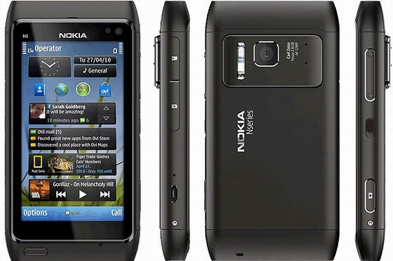 Android-смартфон Nokia 9 с двойной основной камерой, QHD-дисплеем и Snapdragon 835 на фото