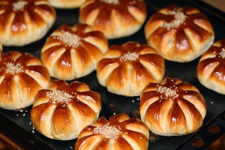 Рецепты теста булочки фото