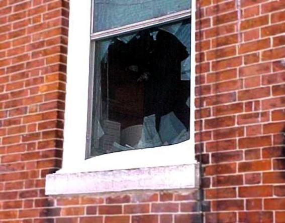 ВКургане вжилом доме произошел взрыв. Пострадавший вочень тяжелом состоянии