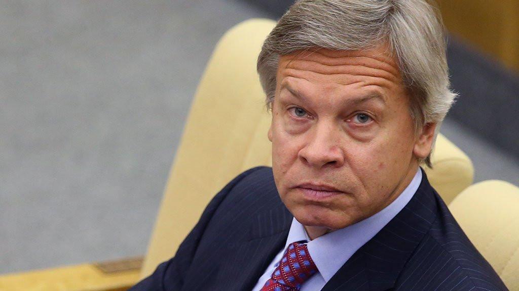 Пушков считает, что съезд США пробует сорвать кампанию против ИГИЛ