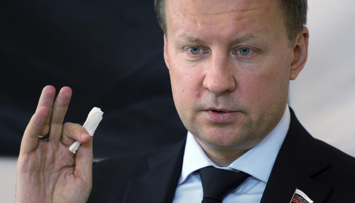 Убитый бывший чиновник Денис Вороненков находится вмеждународном розыске