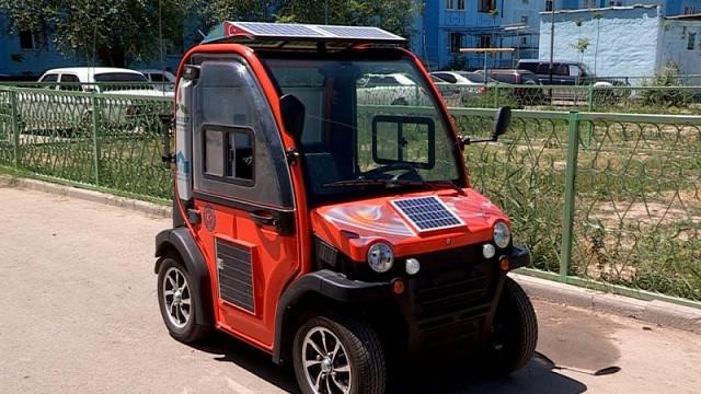 ВКазахстане создали автомобиль стоимостью в200 долларов