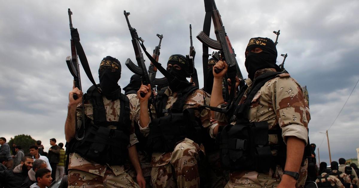 Исламские боевики изэкстремистской группировки  убили 20 мирных граждан  впровинции Хама