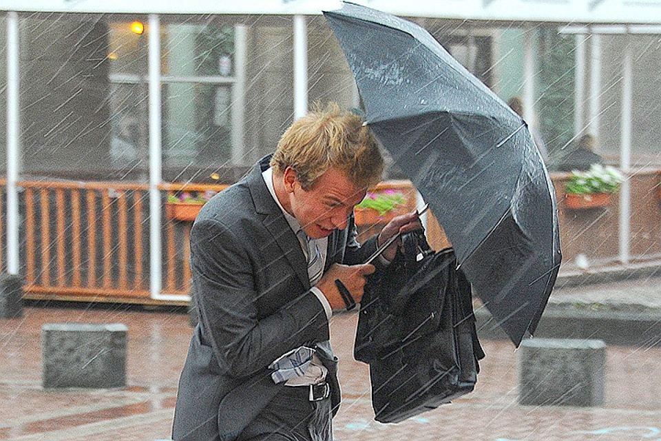 Граждан Башкирии предупреждают обухудшении погоды вечером 20мая
