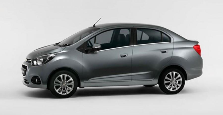 Шевроле планирует выпуск нового компактного седана наоснове Essentia