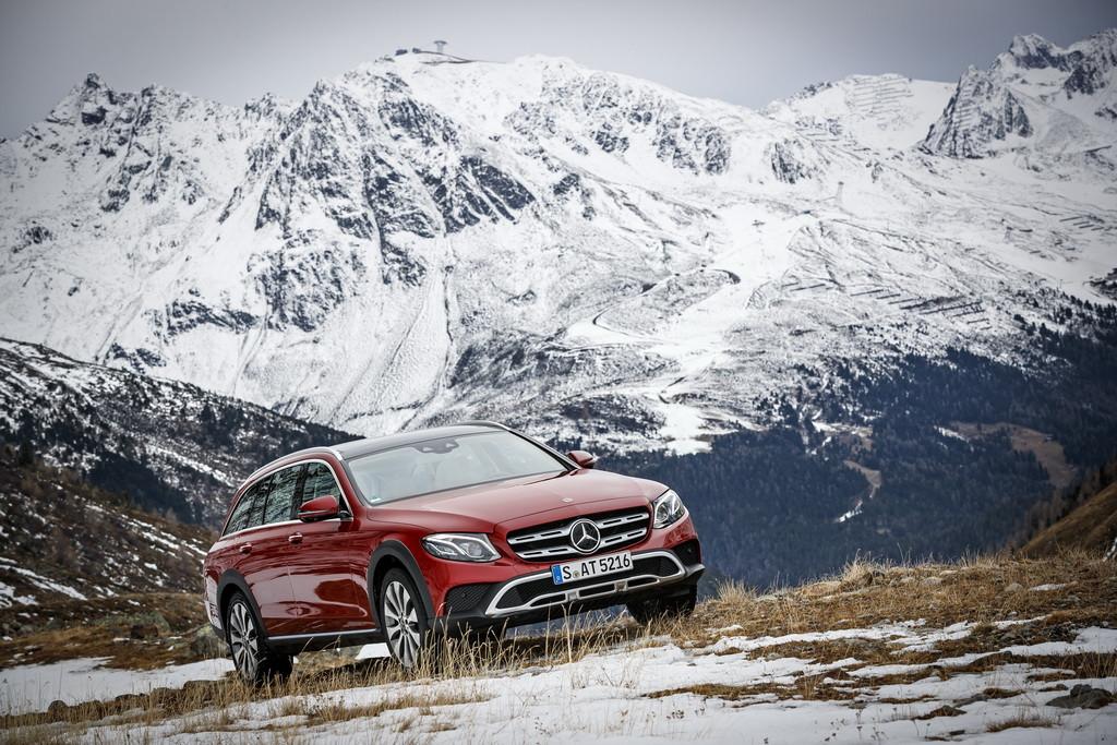 Benz презентовал 2 обновленные модели