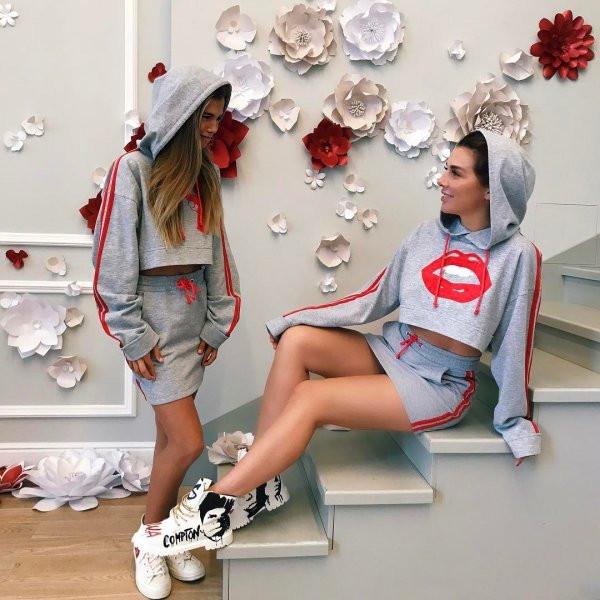 Дочь Анны Седоковой будет лицом новоиспеченной коллекции одежды