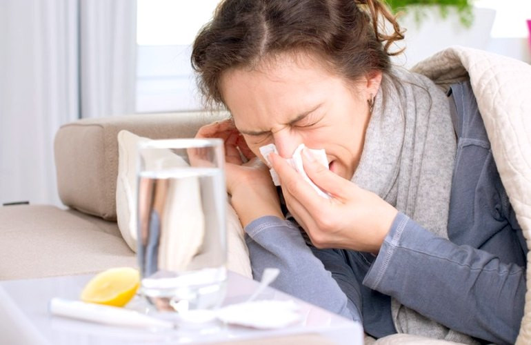 Ученые: Зимой простуда в13 раз увеличивает риск инфаркта