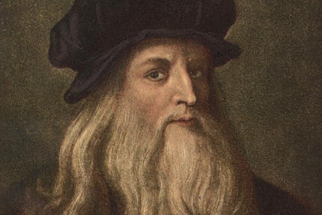 Ученые готовятся создать клон Леонардо да Винчи