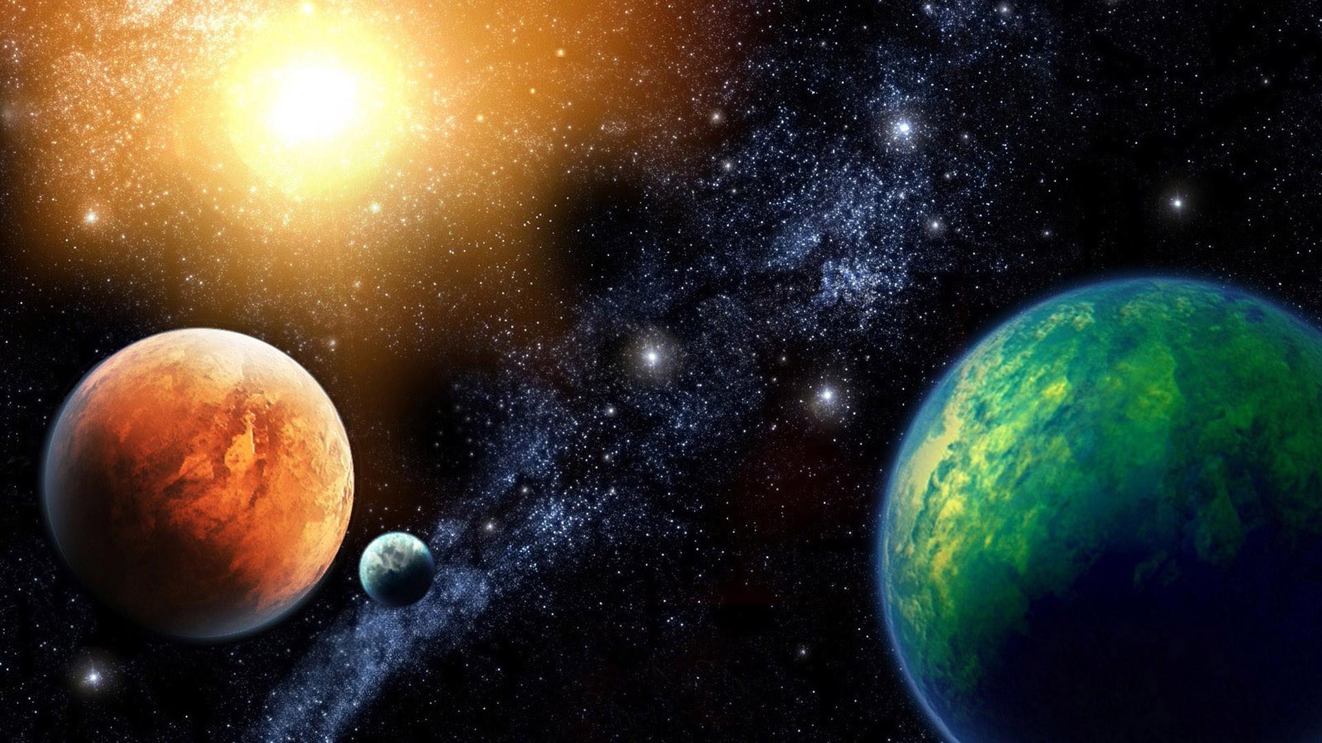 Физики: Через 100 лет люди смогут достигнуть 10-ти ближайших планет