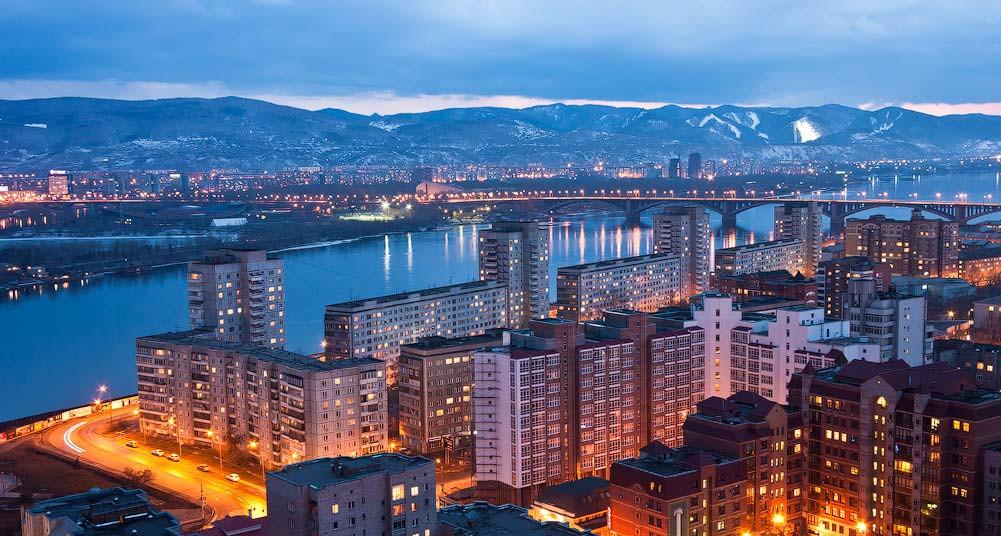 Агентство Fitch повысило прогноз порейтингам Красноярского края