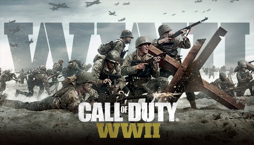 Call of Duty WWII выйдет на Nintendo Switch