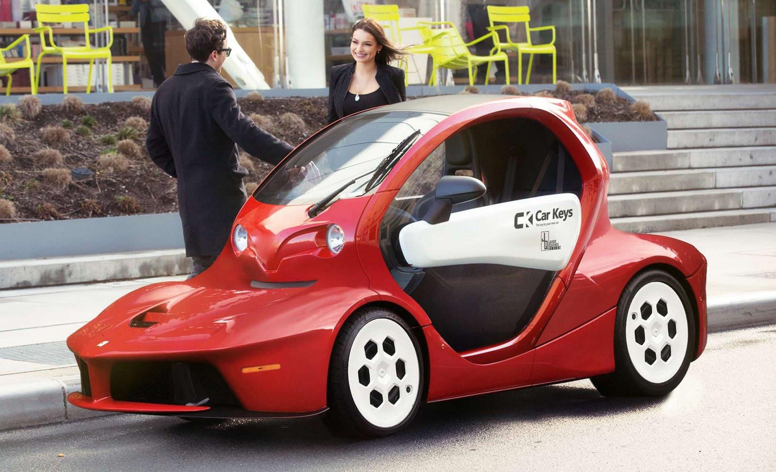 Дизайнеры CarKeys показали самые ужасающие рендеры авто