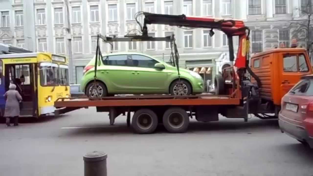 Поменялись цены наэвакуацию авто вБашкирии