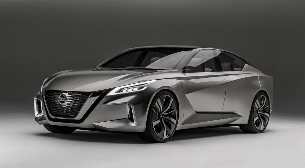В этом году  Ниссан  представит прототип собственной  новейшей  модели