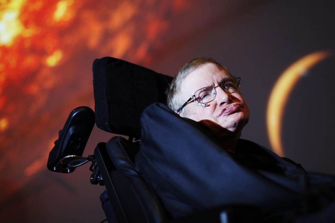 Стивен Хокинг назвал условие выживания человечества в«уменьшающемся» мире