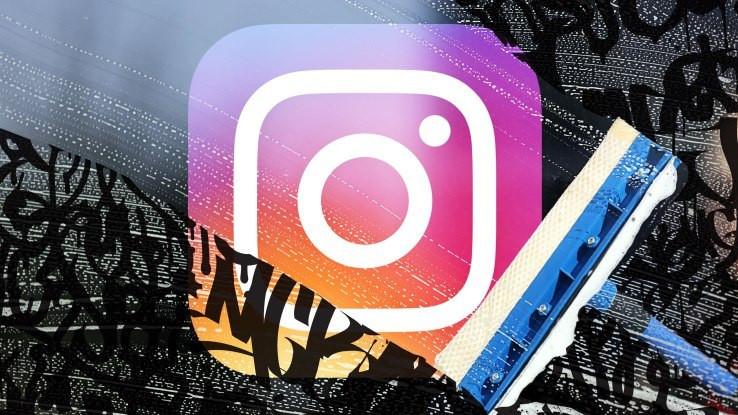 Социальная сеть Instagram позволил пользователям убирать фотографии вархив