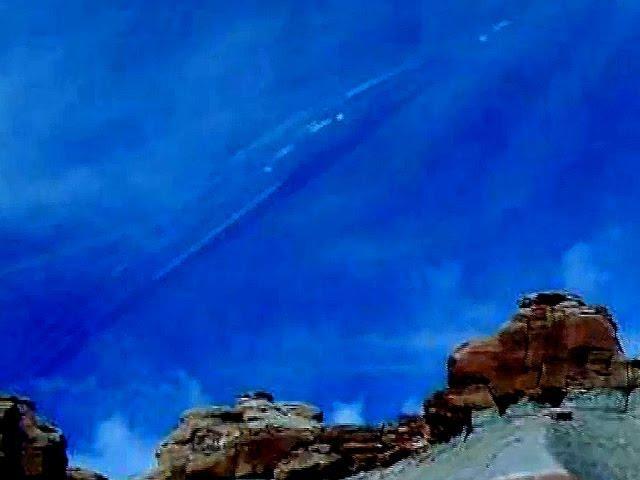 Очевидец заснял НЛО внебе над Мельбурном