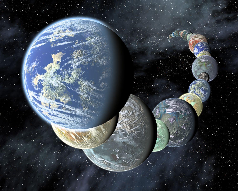 Ученые назвали новый тип планет