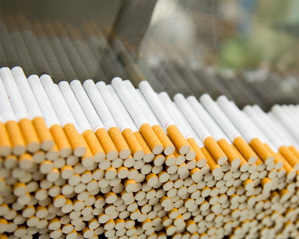 Стоимость акцизных марок для сигарет подросла на50 руб.