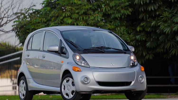 Митцубиши готова восстановить продажи электромобилей в Российской Федерации