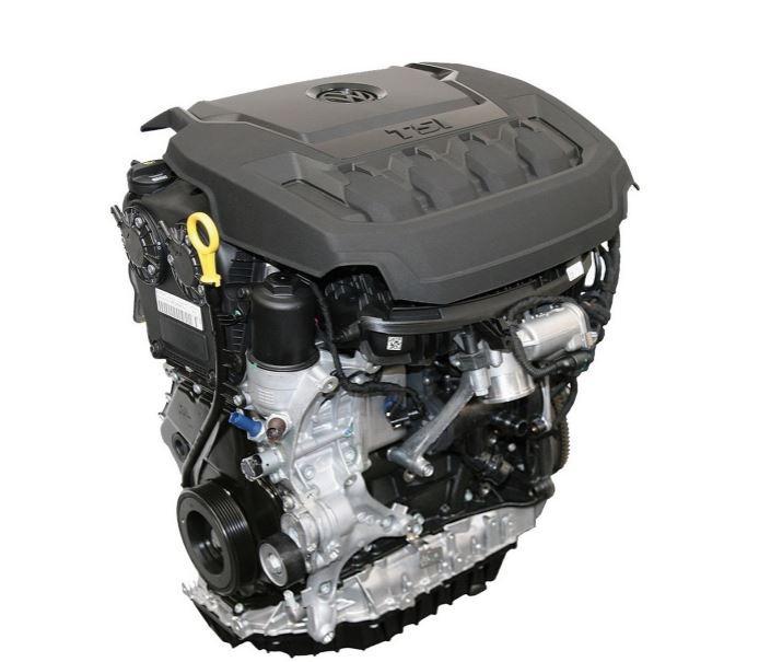 VW Tiguan следующего поколения будет снабжен новым 2.0-литровым агрегатом