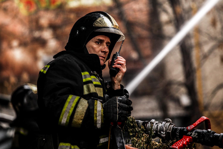 Владимир Пучков направил технику натушение пожаров вКрасноярском крае