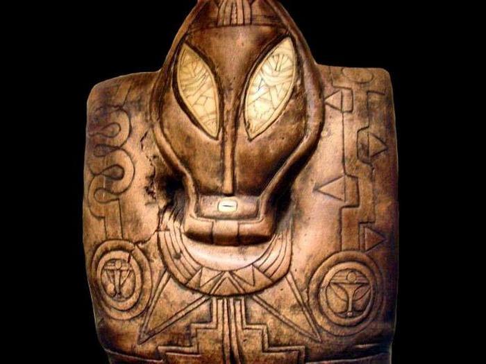 ВПеру археологи отыскали артефакты древней развитой цивилизации