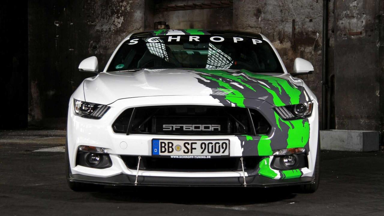 Форд Mustang стал наиболее популярным спорткаром вевропейских странах