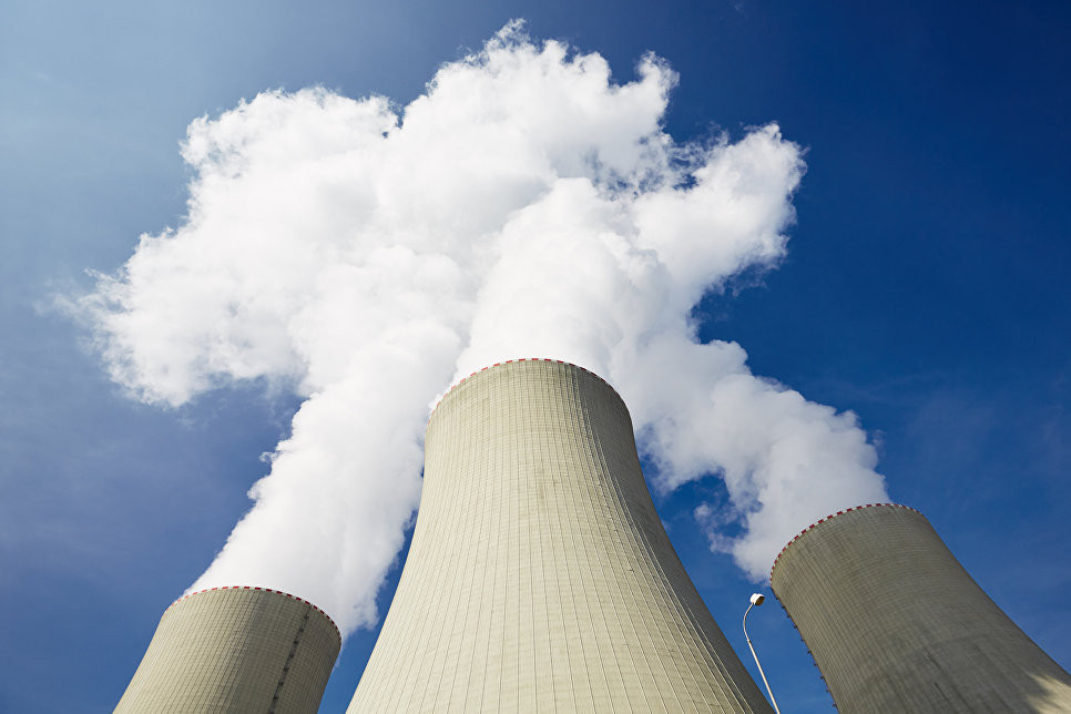 В КНР завершили установку купола нареакторе «Хуалун-1» АЭС «Фуцин»