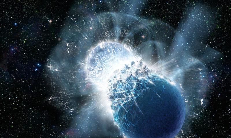 Астрономы обнаружили источник космических радиосигналов