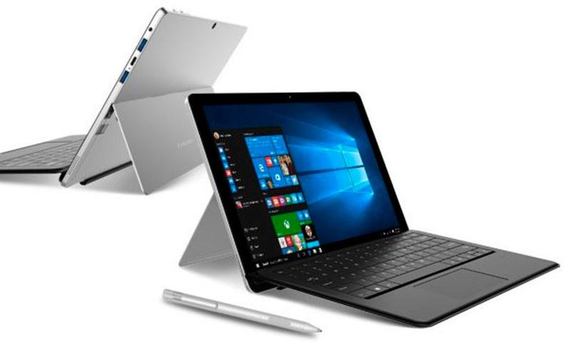 Chuwi SurBook обойдется почти вдвое дешевле Microsoft Surface Pro 4