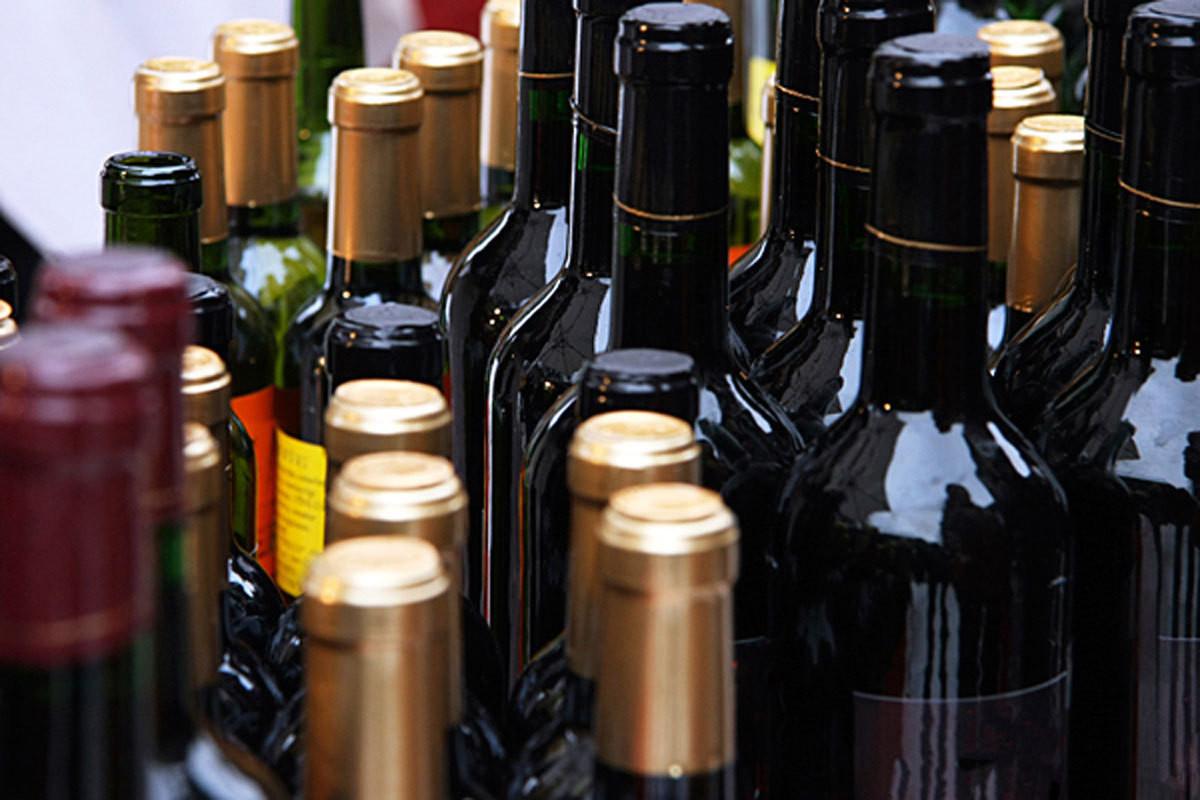 В РФ затри месяца изъято 5 млн литров нелегального алкоголя