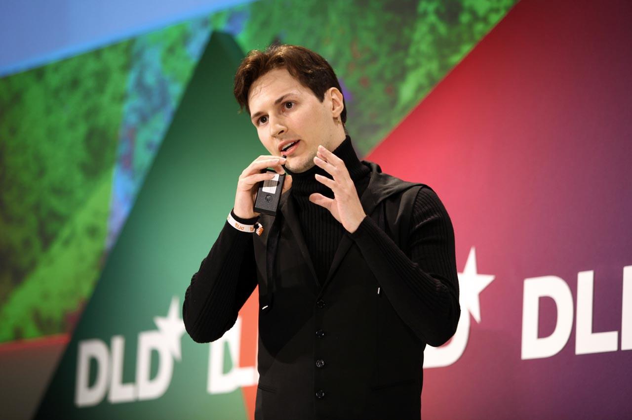 Павел Дуров объявил, что кремлевские хакеры попытались взломать его почтовый ящик