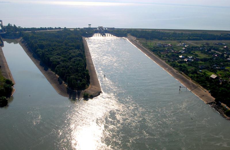 Cотрудники экстренных служб предупредили оподъемах рек вКраснодарском крае