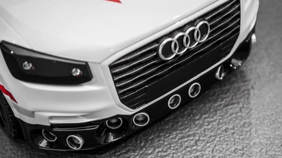 Ауди начнет выпускать 1-ый беспилотный автомобиль уже в 2021г.