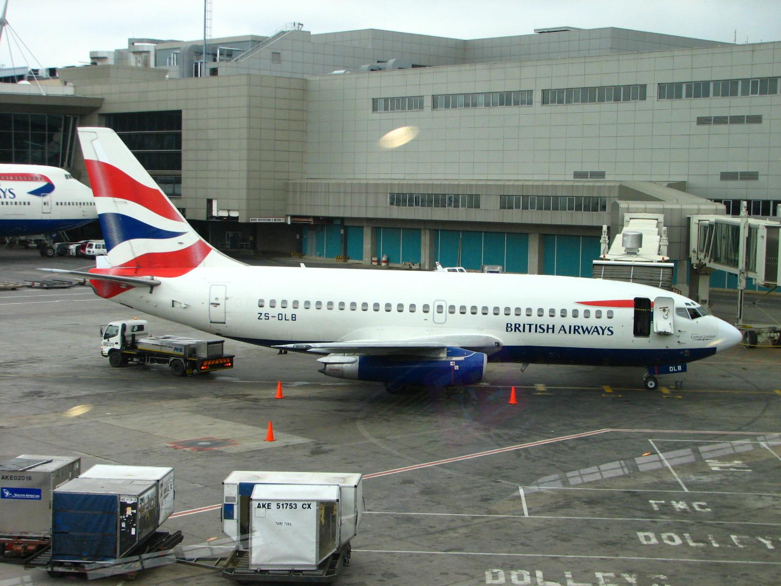 Международный аэропорт British Airways заработал вобычном режиме