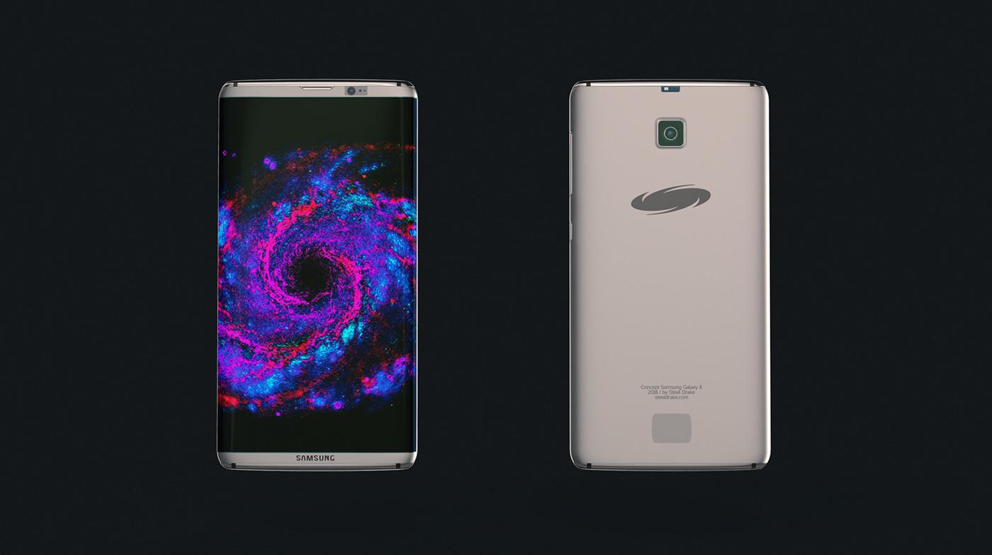 Samsung Galaxy S8 продается вдвое лучше предшественников
