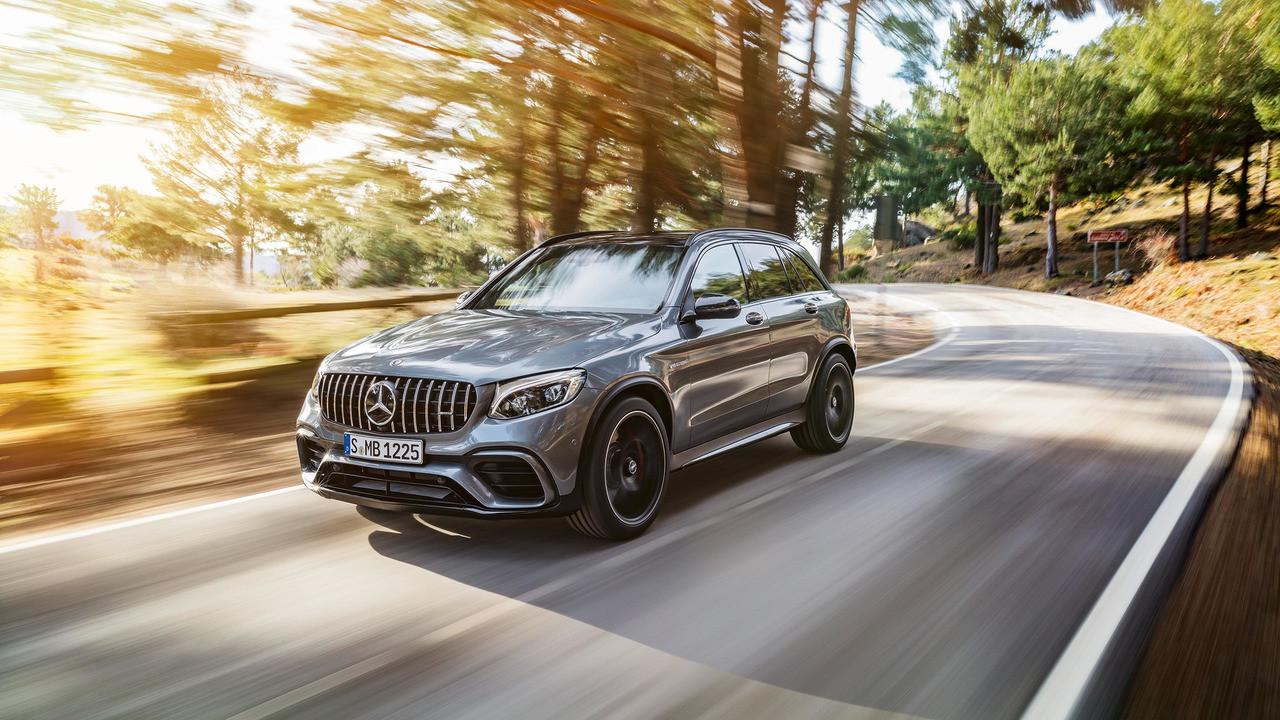 Mercedes продаст 100 000 авто AMG