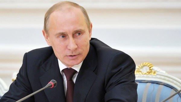 Президент оценил план финансового развития РФ до 2025-ого года
