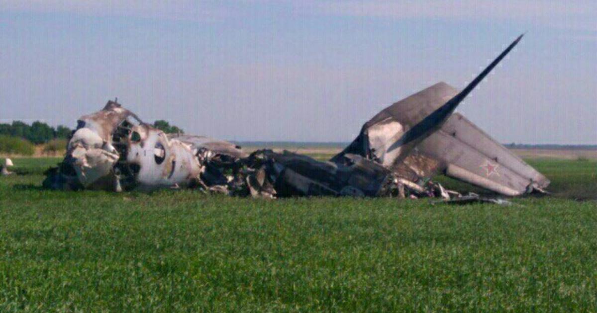 Пострадавших при крушении Ан-26 под Саратовом примет госпиталь столицы