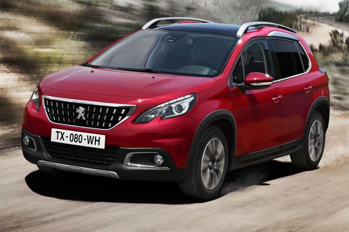 Peugeot представила новое поколение кроссовера Peugeot 2008
