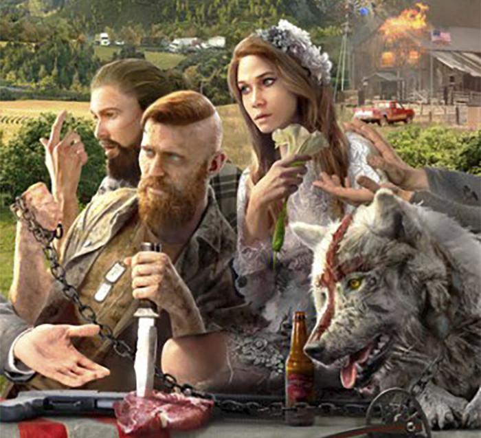 Геймеры из США требуют отменить релиз игры Far Cry 5