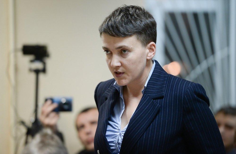Савченко сообщила, что споствоенным синдромом помогут справиться украинские легионы