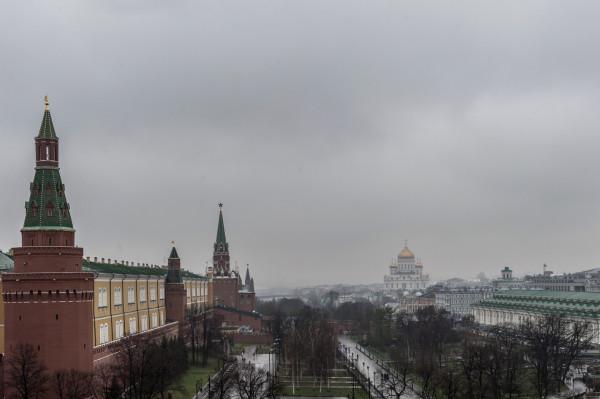 К концу недели в Москве ожидают заморозки