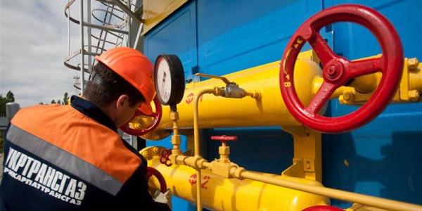 С 1 мая Украина почти в два раза увеличила импорт газа из ЕС